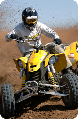 Can-am ATV Parts and Accessories