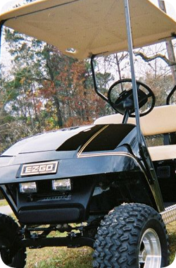 EZ-Go Golf Cart Parts and Accessories