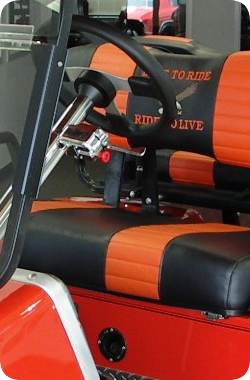 Harley Golf Cart Parts and Accessories