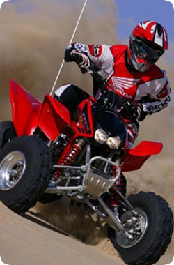 Honda ATV Parts And Accessories
