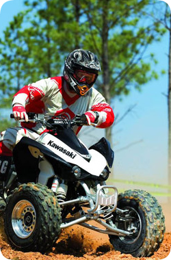 Kawasaki ATV Parts and Accessories