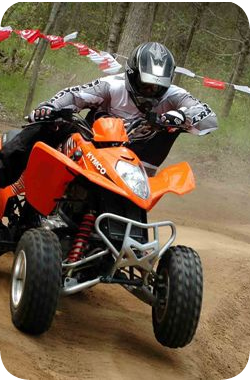 Kymco ATV Parts and Accessories