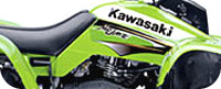 Kawasaki Mojave ATV Wheel Spacers