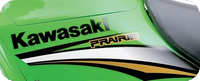 Kawasaki Prairie ATV Wheel Spacers