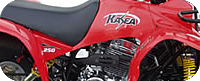 Kasea Skyhawk 250 ATV Wheel Spacers