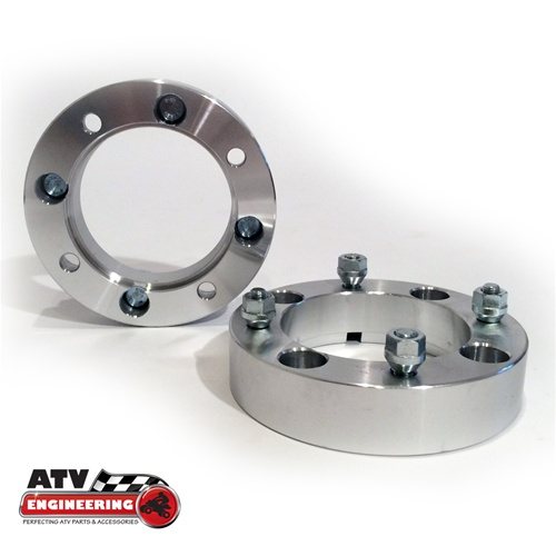 "1.5/"" ATV Wheel Spacers Kawasaki Mule Prairie Brute Force Bayou 4x137 4"